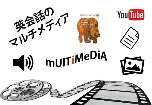 高松英会話マルチメディアコラージュ