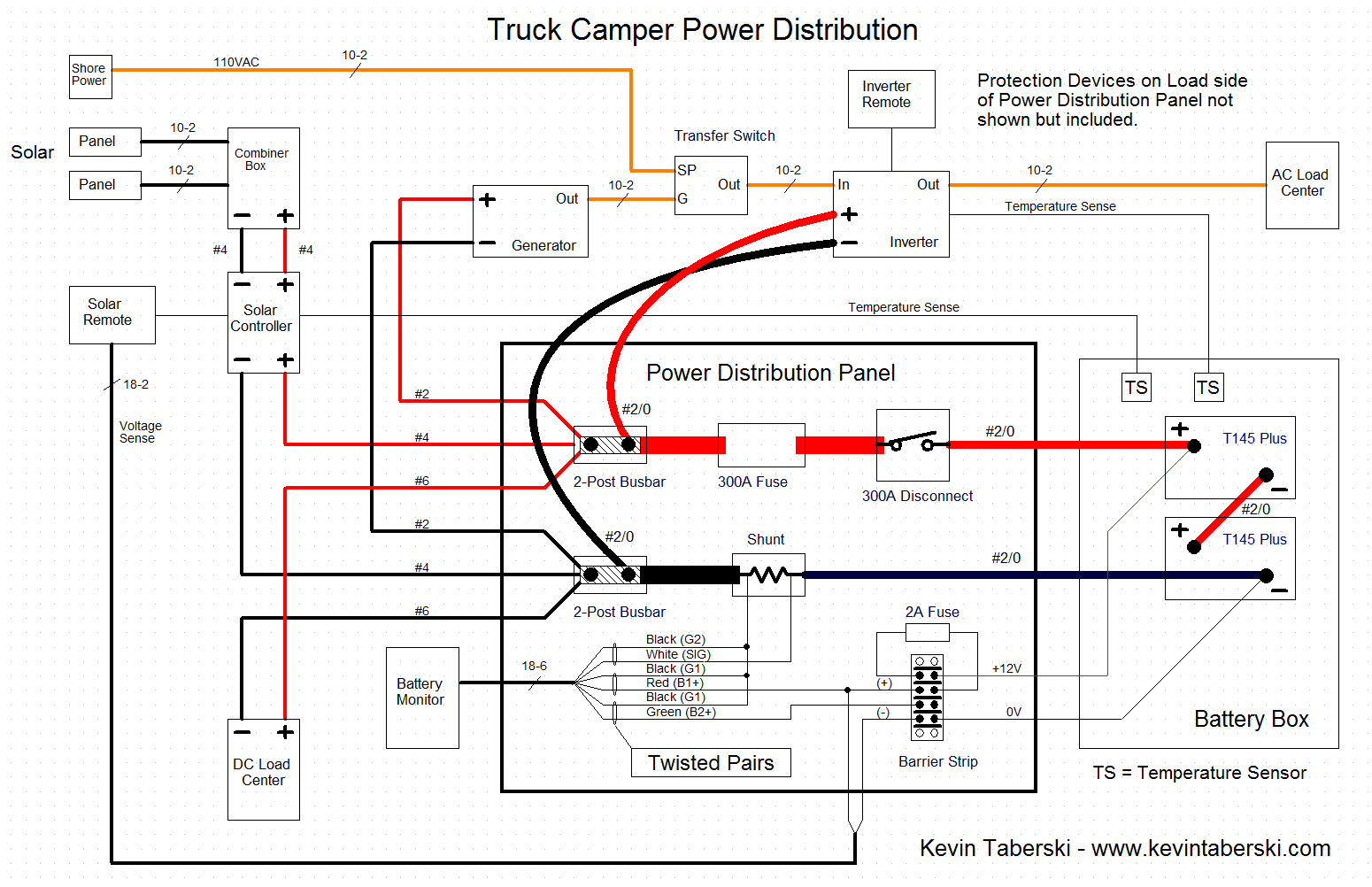 hight resolution of power distribution wiring diagram