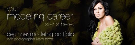 beginner model portfolio - learn more