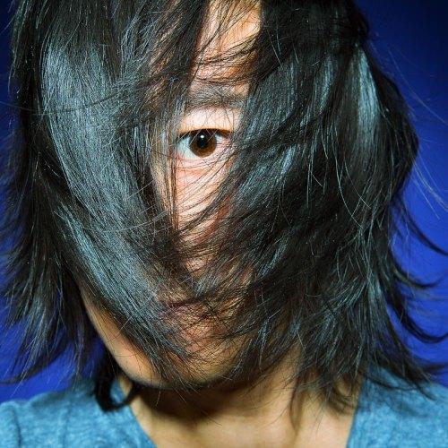 self-hair