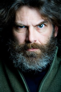 mountain man headshot by kevin thom