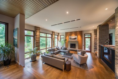 Gus Ricci Architect residential interior photographed by Kevin Thom
