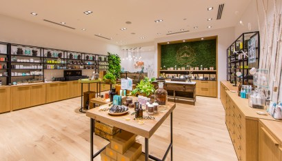 Saje Natural Wellness Retail Commercial Space