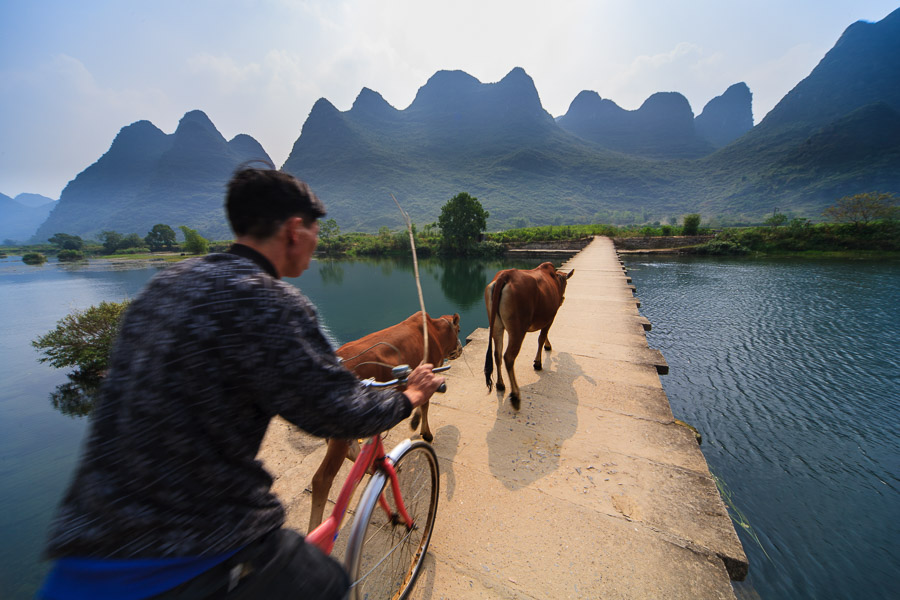 Li River Bridge, China