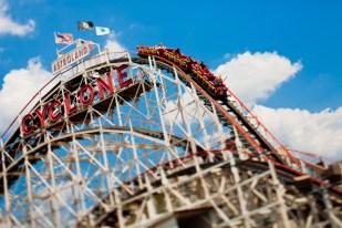 The Cyclone - Coney Island, NY