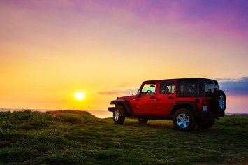 Rent a Jeep if you go to Hawaii. It will help you get to all those tough spots.