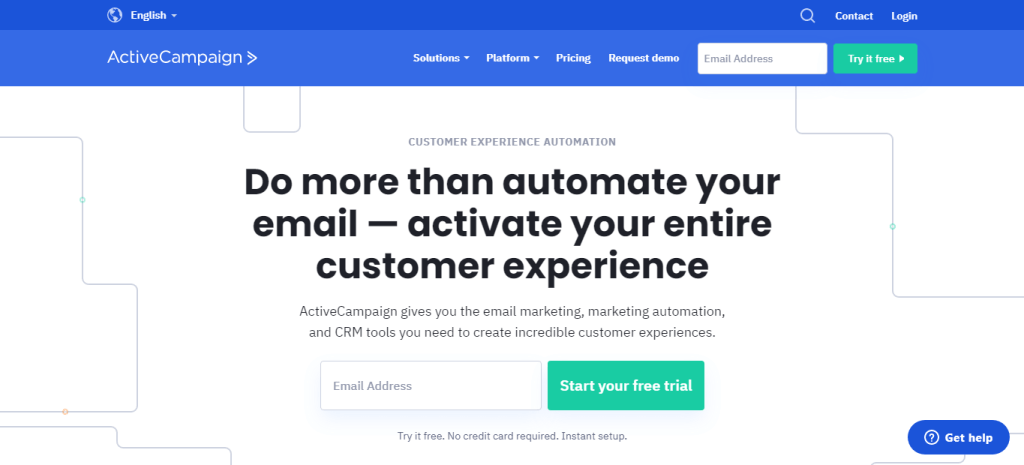 activecampaign automation marketing