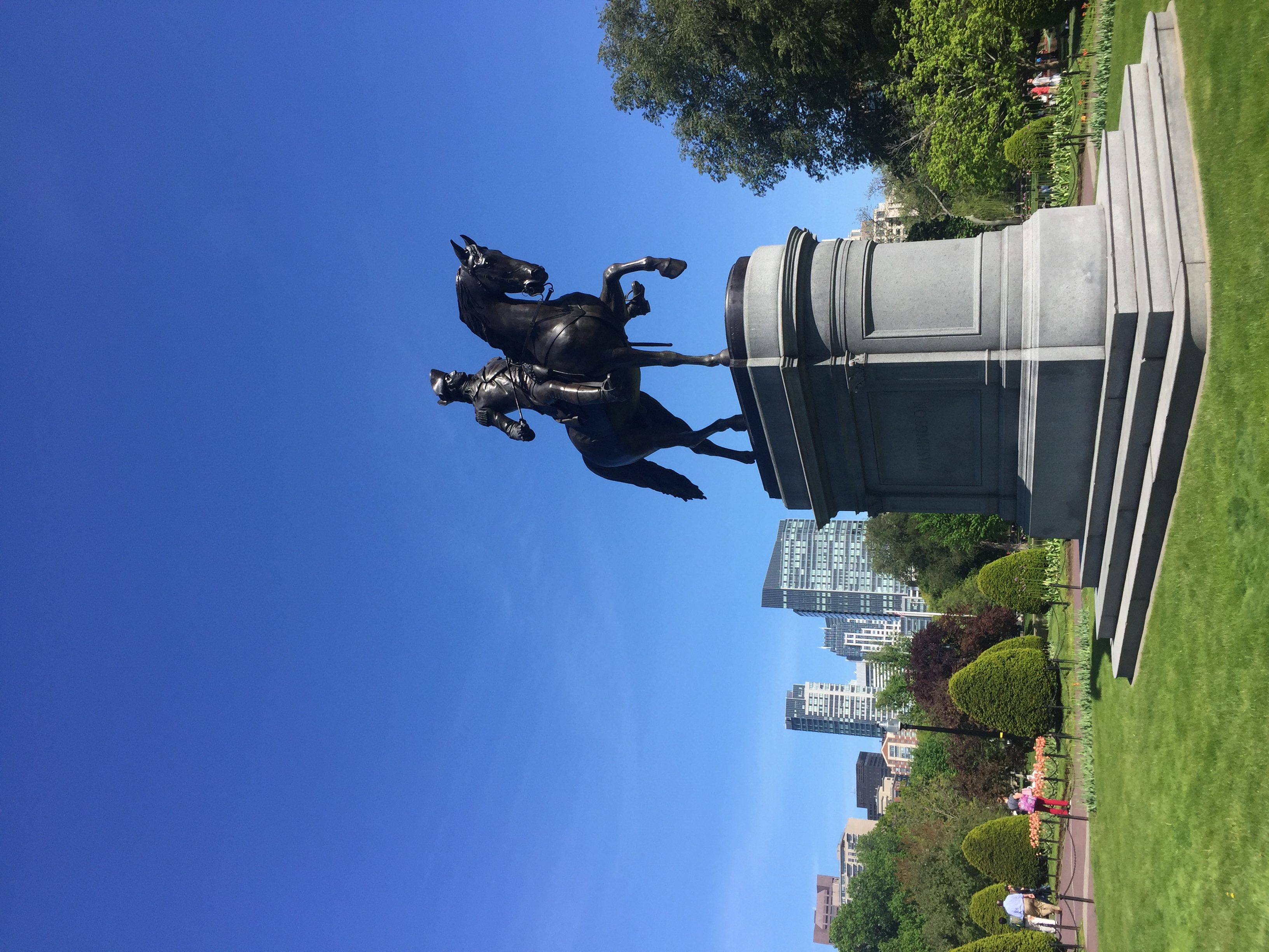 Tea please – visiting Boston