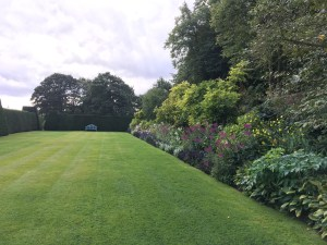 Renishaw herbaceous border