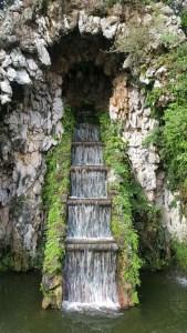 Cascade Water Theatre Villa Reale di Marlia