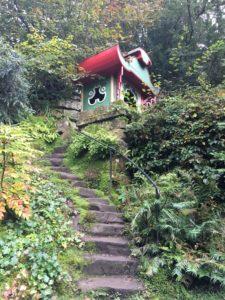 Biddulph Grange small pagoda