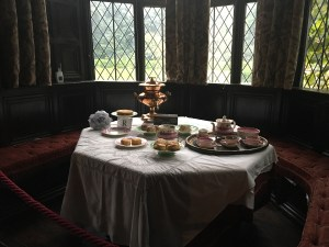 Speke Hall octagonal table