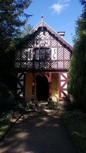 Biddulph Grange Cheshire Cottage