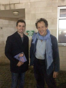 Monty Don and Kevin