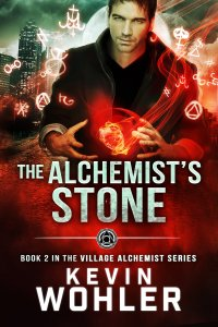 The Alchemist's Stone by Kevin Wohler