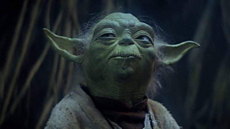 Pareton periaate, yoda, star wars