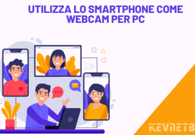 Utilizza lo smartphone come webcam per PC [Android, iOS e Windows]