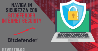 Naviga in sicurezza con Bitdefender Internet Security