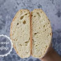Yoğrulmayan Kolay Ekmek Tarifi