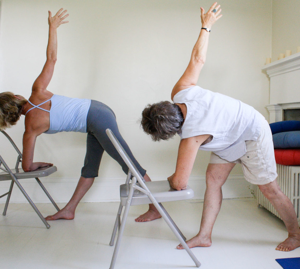 yoga chair exercises for seniors padded deck chairs 30 minute workout kev s gym from the blog