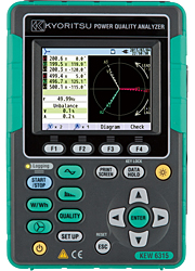 6315 Jual Power Quality Analyzer Kyoritsu KEW 6315