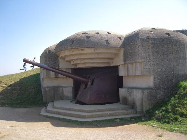 Batería costera Longeville-sur-Mère
