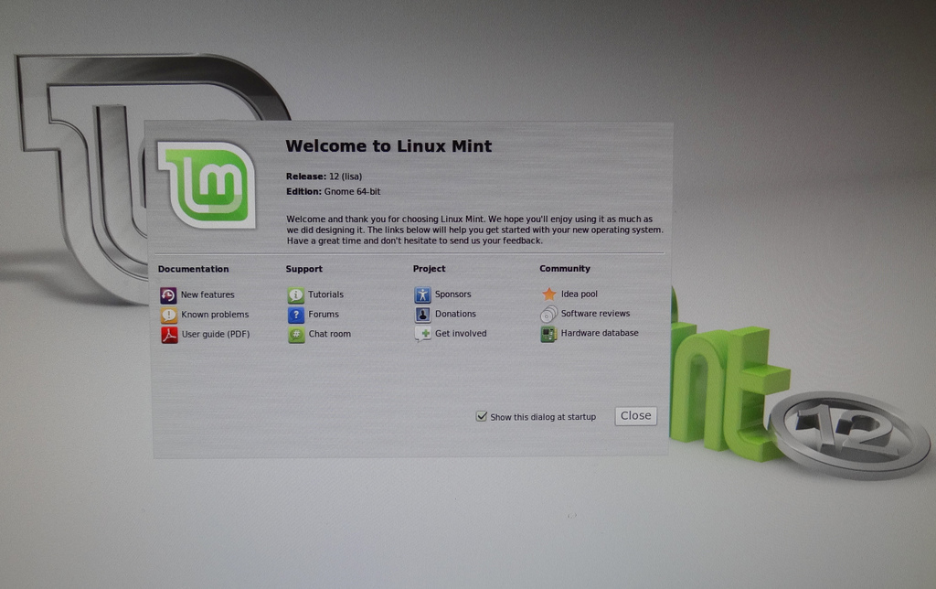 Linux Mint - Fin de soporte de Windows XP
