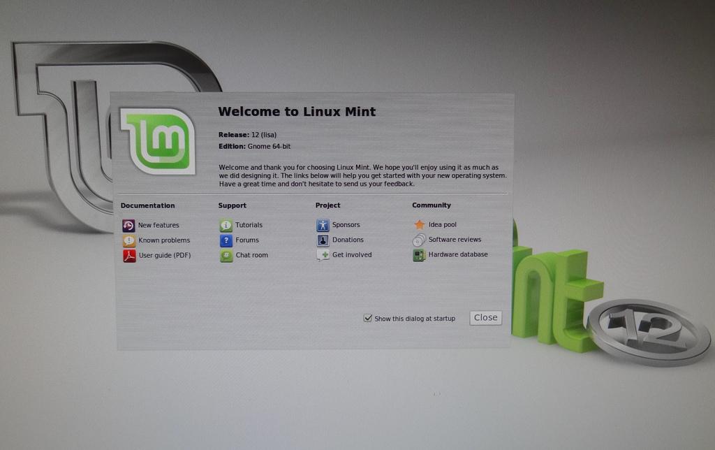 Linux Mint - Fin de soporte de Windows XP