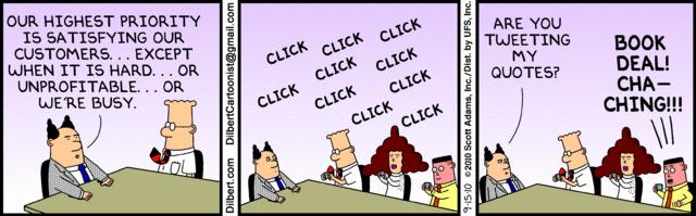 prioridad orientación al cliente