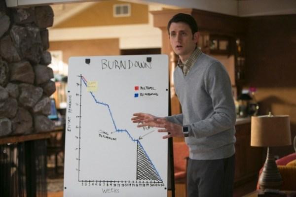 jared de la serie Silicon Valley - equipo de una startup