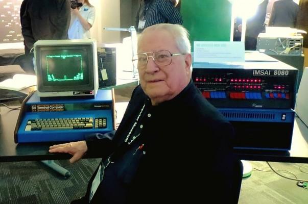 Gordon French 2013 - Homebrew Computer Club