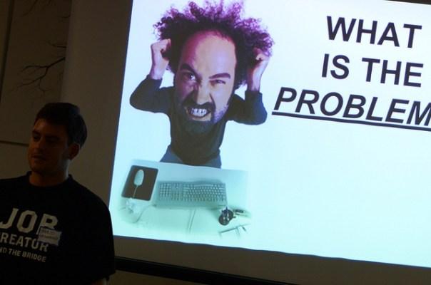 what is the problem - prudencia en el análisis de datos