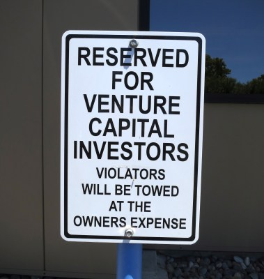 venture capital investors - financiación de startups