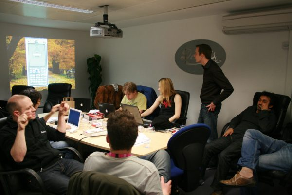 startup meeting - reparto de equity