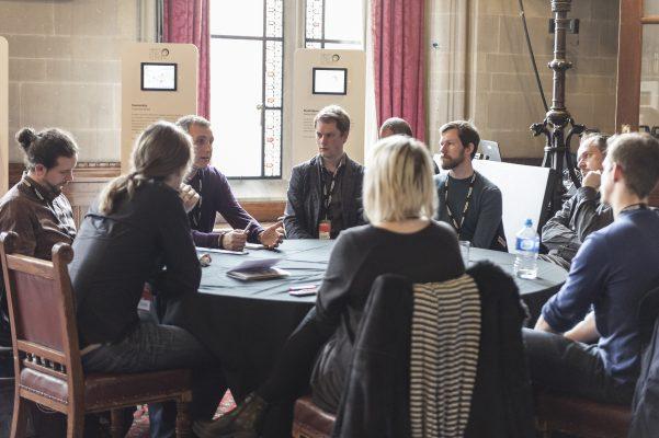 Startup reunion - comité de dirección