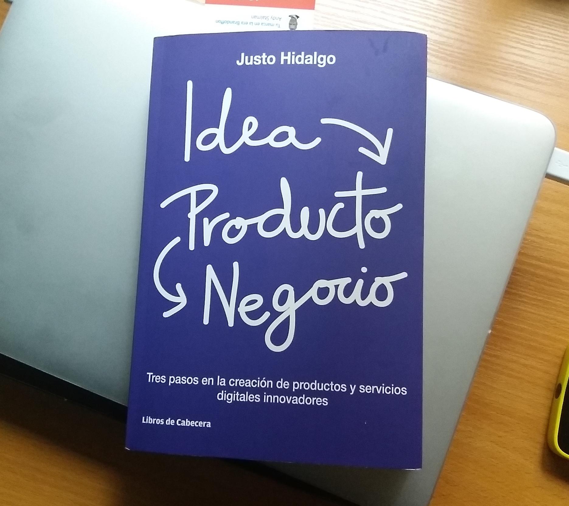 idea, producto, negocio de justo hidalgo