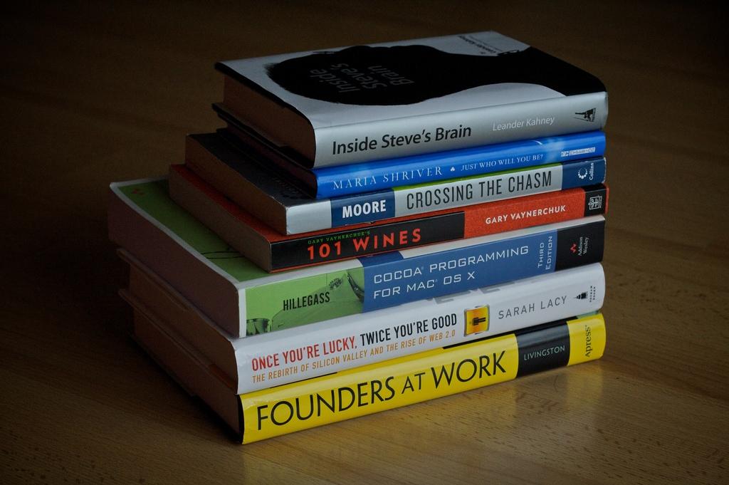 libros para el ceo de una startup