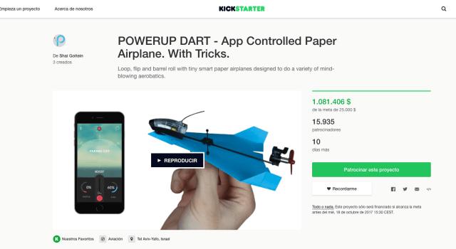 campaña de kickstarter - startups de hardware
