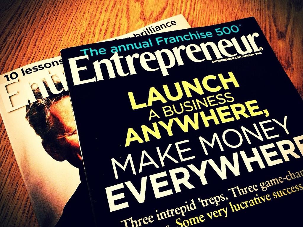 entrepreneur - emprender