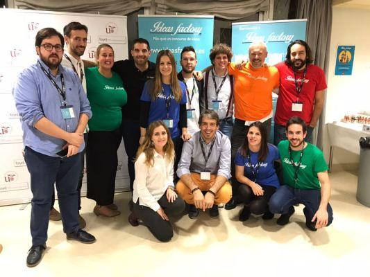 Mentores ideas factory - startups