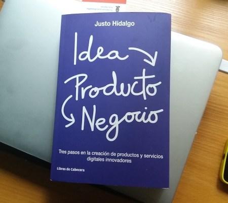 idea producto y negocio - libros recomendados sobre startups