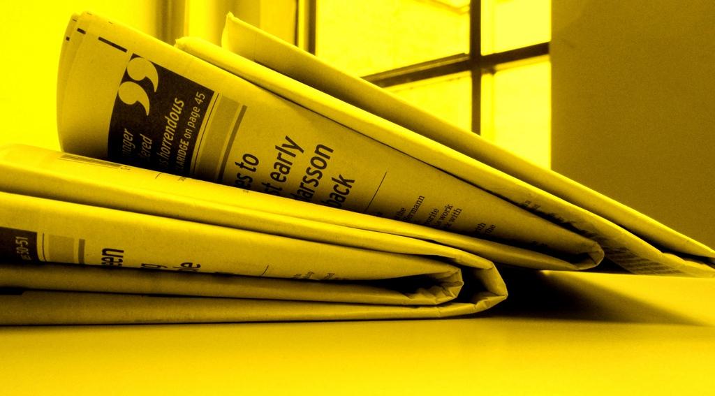 newspaper - lo más leído