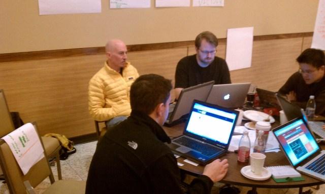 fundadores de una startup - startup weekend seattle