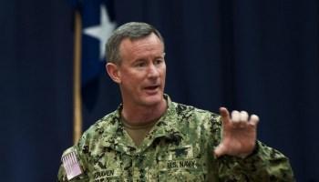 Almirante William H. McRaven hazte la cama