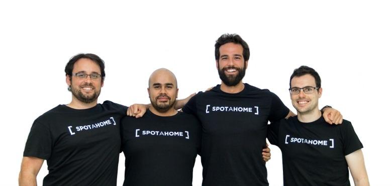 Spotahome equipo