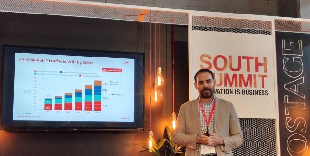 Pitch galgus en south summit 2019