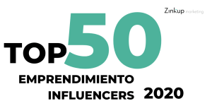 TOP 50 Influencers del Emprendimiento
