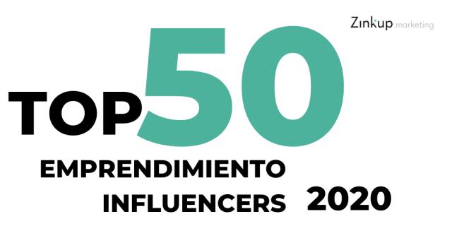 TOP 50 Influencers del Emprendimiento