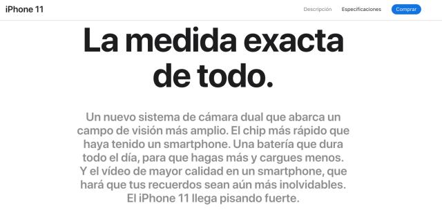 beneficios usar iphone 11
