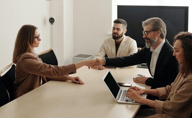 negociación term sheet